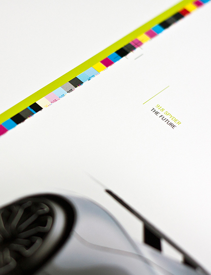 Porsche 918 Spyder Book