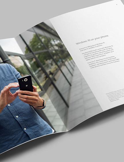 Microsoft Lumia Brochure