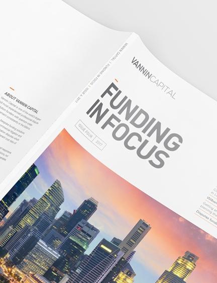 Funding in Focus Magazine